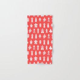 DOGU : red Hand & Bath Towel