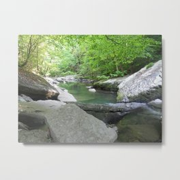 The Summation of Peace Metal Print