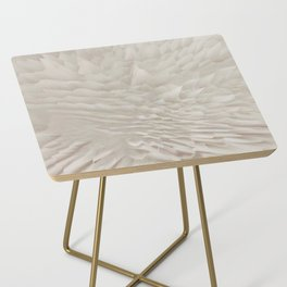 Just white Side Table