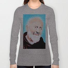 San Pio Long Sleeve T-shirt