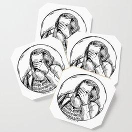Facepalm Marx Coaster