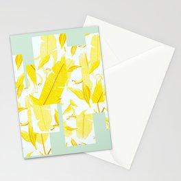 Yellowish Stationery Cards