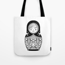 The Russian Doll Tote Bag