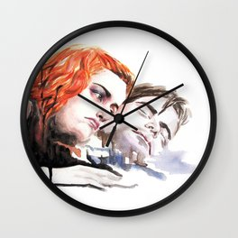But You Will Wall Clock
