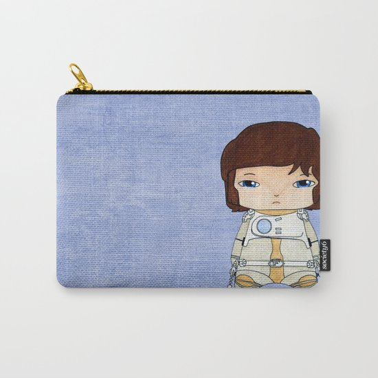 A Boy - Captain Future aka Capitaine Flam Carry-All Pouch