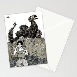 Surprise, it's a Dinosaur Stationery Cards