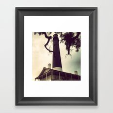 light house Framed Art Print
