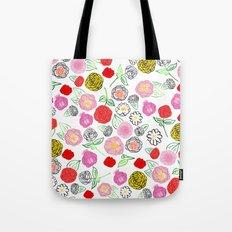 Camellia  Tote Bag
