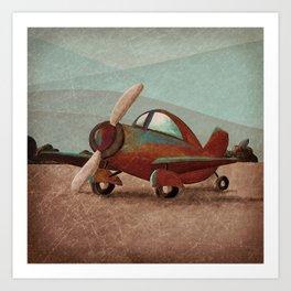 Adventure Air Art Print
