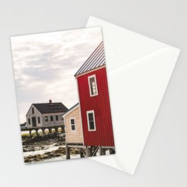 Coastal Maine Mornings I Stationery Cards