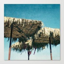 Sun shades Canvas Print