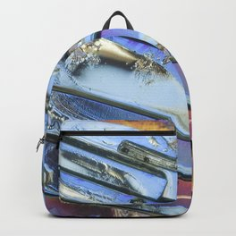 Searching for Pieces of Me: Abstract Art Backpack