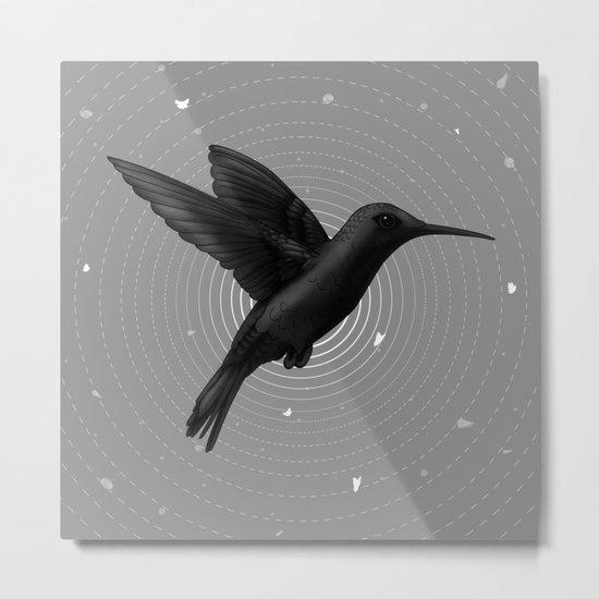 Hummingbird Metal Print