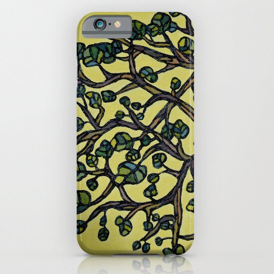 Texture Tree iPhone & iPod Case