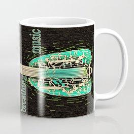 Breathing music Coffee Mug