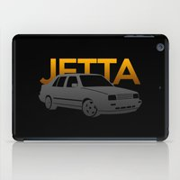 volkswagen iPad Cases featuring Volkswagen Jetta by Vehicle