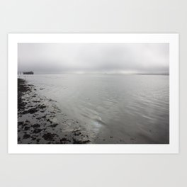 Boughty Ferry River Tay 3 Art Print