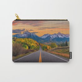 The Road To Telluride Carry-All Pouch