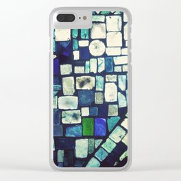 Vintage Africa 19 Clear iPhone Case