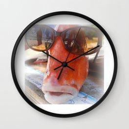 Cool Fish..... Wall Clock