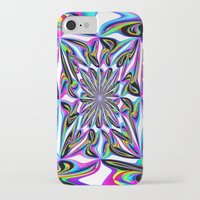 ornate iPhone & iPod Cases featuring Ornate by David  Gough