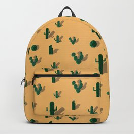 Pattern: Cactus Backpack