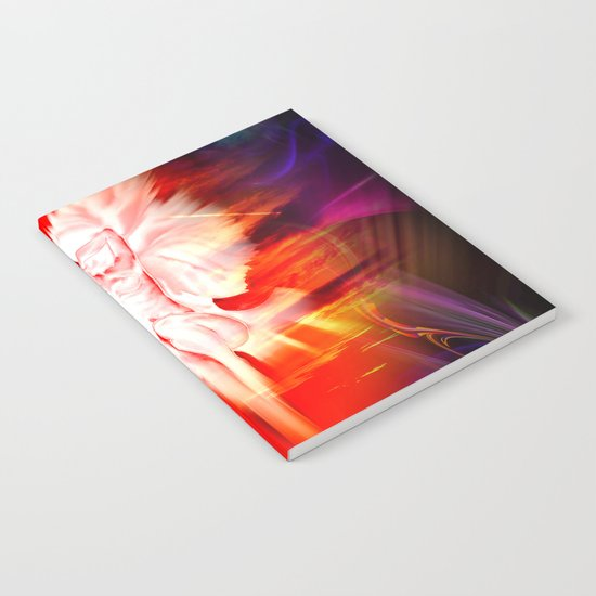 Heavenly apparition 5 Notebook