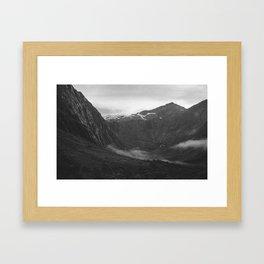 //02-08 CALM Framed Art Print