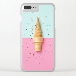 Lactose Intolerant 2 Clear iPhone Case
