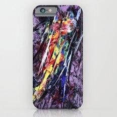 Encaustic texture experiment Slim Case iPhone 6s