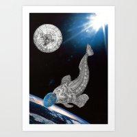 The Hatchery of Creation Art Print