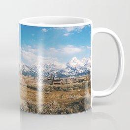 The Grand Tetons Coffee Mug