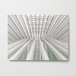 Modoo Centre Metal Print