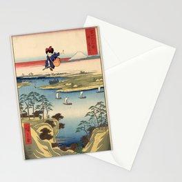 Kōnodai tonegawa Kiki Stationery Cards