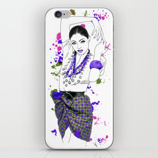 Fashion iPhone & iPod Skin