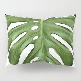 Classic Monstera Pillow Sham