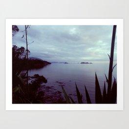 New Caledonia Art Print