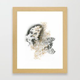 Epiphany in Bloom Framed Art Print