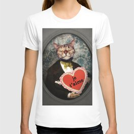 Je t'aime - Kitty Love T-shirt