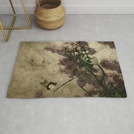 Lilac Scents Rug
