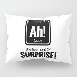 AH! THE ELEMENT OF SURPRISE! Pillow Sham