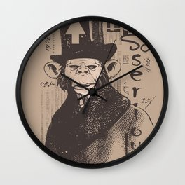 I am serious Wall Clock