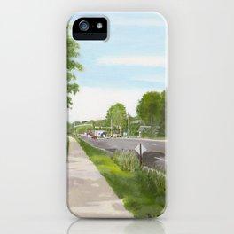 Minnetonka Mills Trail iPhone Case