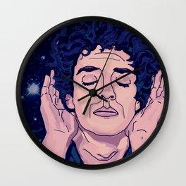 Crema de Estrellas - Gustavo Cerati Wall Clock