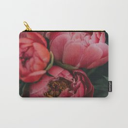 Peony Blossom !! Carry-All Pouch