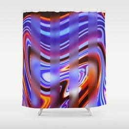 COLD FEET Shower Curtain