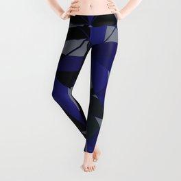 3D Futuristic GEO VII Leggings