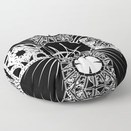 Lament Configuration Puzzle Box Floor Pillow