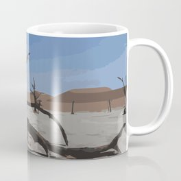 Deadvlei - Namibia Coffee Mug