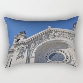 St. Paul Cathedral Rectangular Pillow